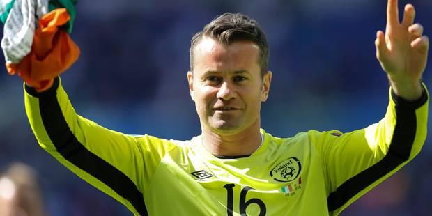 Le gardien irlandais Shay Given prend sa retraite internationale après 134 matches - La DH