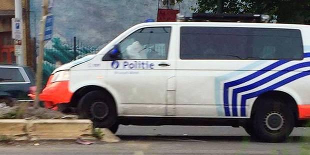 Bruxelles zone Ouest: les policiers en tort dans 70% des accidents! - La DH
