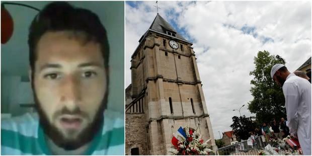 Attentat en Normandie: mise en examen d'un homme chez qui a été retrouvée une vidéo d'un des tueurs - La DH