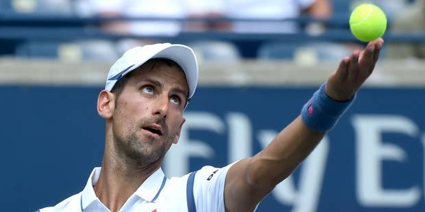 Toronto: Djokovic se fait peur - La DH