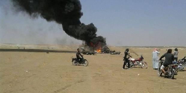 """Syrie: un hélicoptère militaire russe participant à une opération """"humanitaire"""" abattu, 5 morts - La DH"""