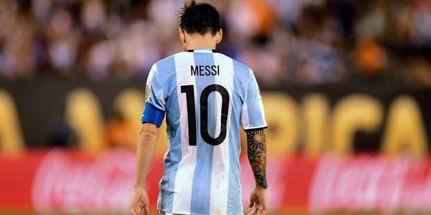 Comment convaincre Messi de revenir en sélection? - La DH