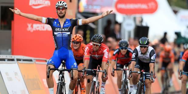Boonen a bien retrouvé son sprint - La DH