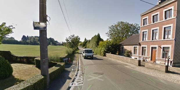 """Une femme décède dans un accident près de Verviers: """"Son mari et sa fille la suivaient sur une autre moto et ont assisté..."""