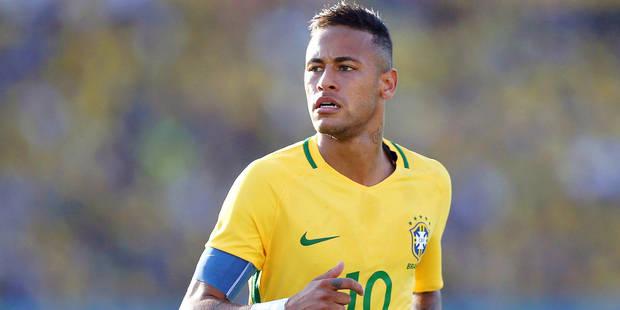 JO: Neymar, l'or ou rien - La DH