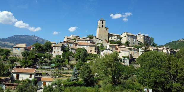 Géopark: une délégation wallonne en Haute-Provence - La DH
