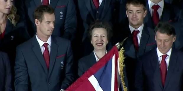 Andy Murray, porte-drapeau maladroit des Jeux de Rio (vidéo) - La DH