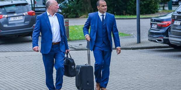 Roberto Martinez gagnera moins que Wilmots et vivra en Brabant flamand - La DH