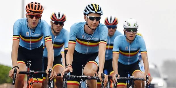 La délégation belge de cyclisme affiche ses ambitions (INFOGRAPHIE) - La DH