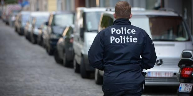 Herve: un policier blesse un fuyard lors d'une course-poursuite - La DH