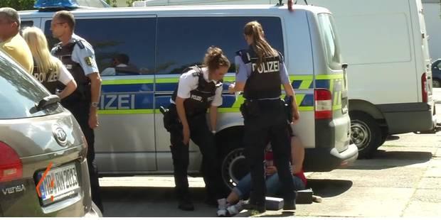 Allemagne: un homme blesse cinq passants au couteau à Magdebourg - La DH