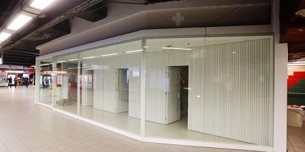 L'échec du centre médical de la Gare centrale - La DH