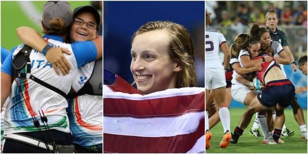 Top 10 des remarques sexistes entendues aux JO de Rio - La DH
