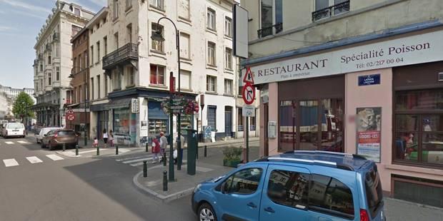 Décès suspect dans un café du centre de Bruxelles - La DH