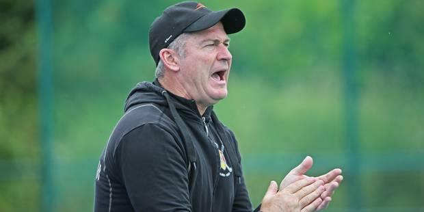 """Shane McLeod, le coach des Red Lions: """"Très content de l'état de forme de l'équipe"""" (PHOTOS) - La DH"""