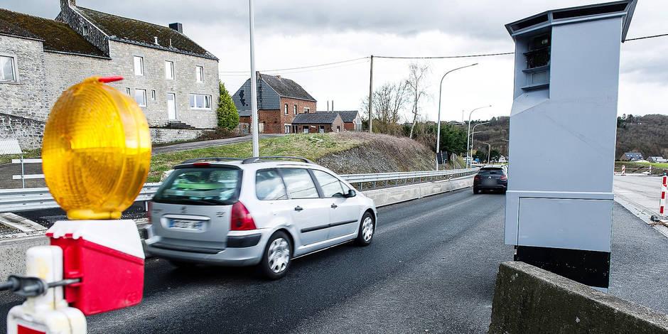 760 voitures étrangères flashées chaque jour en Belgique - La DH