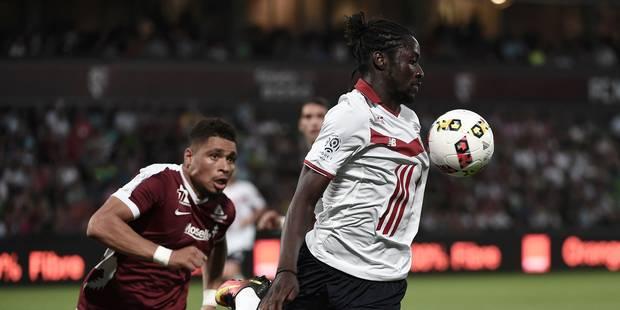 Le Portugais Eder conspué pour son retour en Ligue 1 - La DH