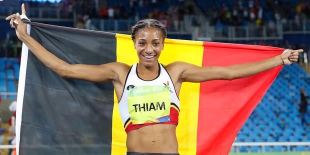 """Historique, Thiam décroche l'or olympique! """"Plus que tout ce dont j'ai jamais rêvé!"""" (VIDEO) - La DH"""
