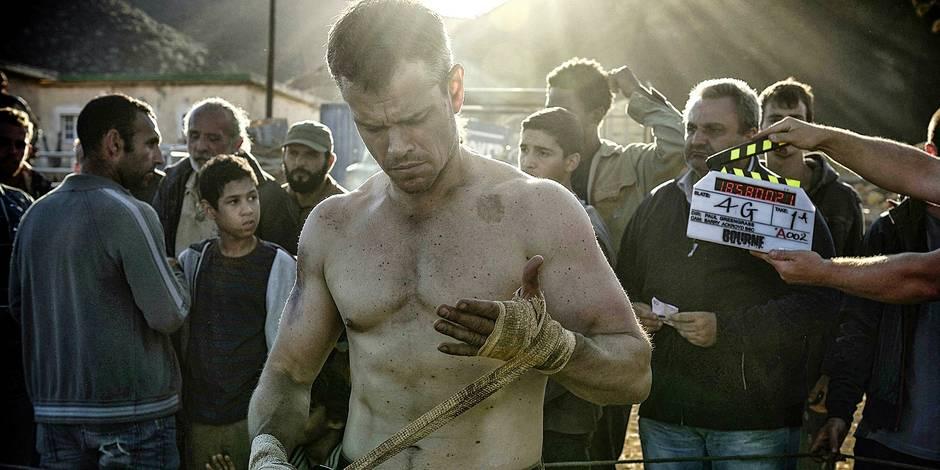 """Matt Damon se lâche sur le mariage: """"C'est un concept absurde, mais je suis bien tombé"""" - La DH"""