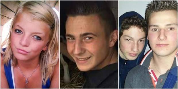 Quatre morts et une blessée dans un accident à Ferrières: ?une vitesse inadaptée? (PHOTOS) - La DH