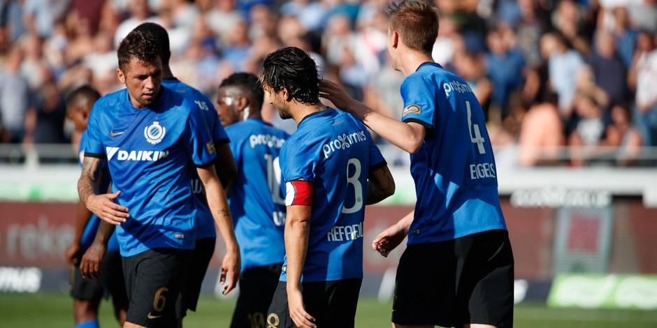 Bruges empoche sa deuxième victoire de la saison: le bulletin de notes des Blauw en Zwart