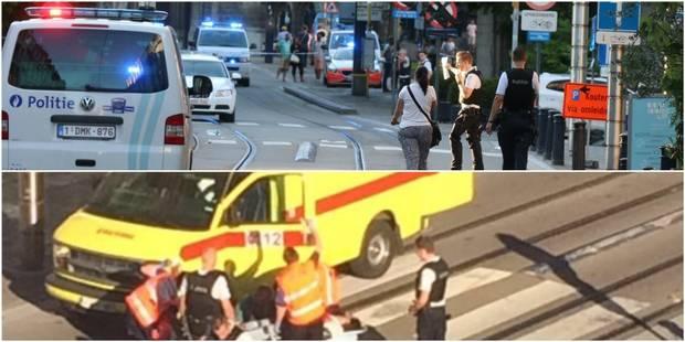 Fusillade dans le centre de Gand: un homme abattu - La DH
