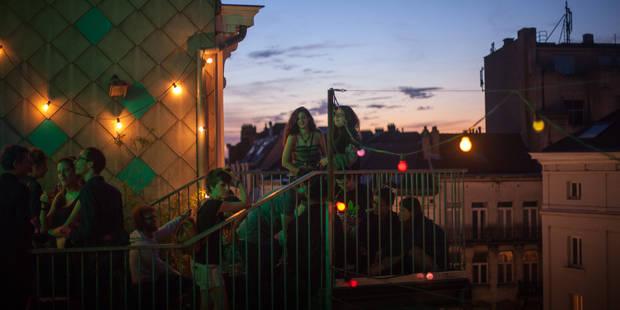 Top 8 des rooftops de Bruxelles à tester - La DH