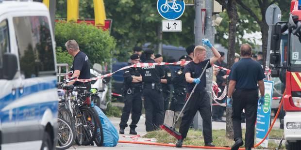 Fusillade à Munich: un homme suspecté d'avoir vendu son arme à l'assaillant arrêté - La DH