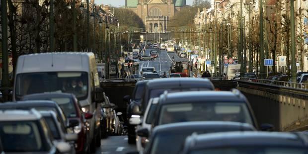 Le tunnel Léopold II rouvert à la circulation - La DH