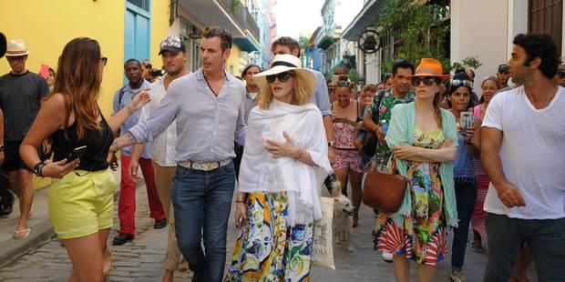 Madonna souffle ses 58 bougies en dansant à La Havane - La DH