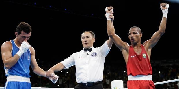 Scandale en boxe: des juges et des arbitres écartés des épreuves olympiques - La DH