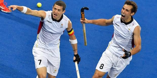 Un Allemand et un Sud-Africain pour arbitrer la finale des Red Lions - La DH