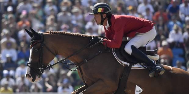 Les Belges à Rio: Guery finalement qualifié, pas de repêchage pour Ketbi - La DH