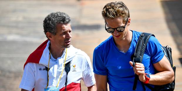 """Jacques Borlée: """"Un Team Belgium est en train de naître, c'est l'avenir du sport belge"""" - La DH"""