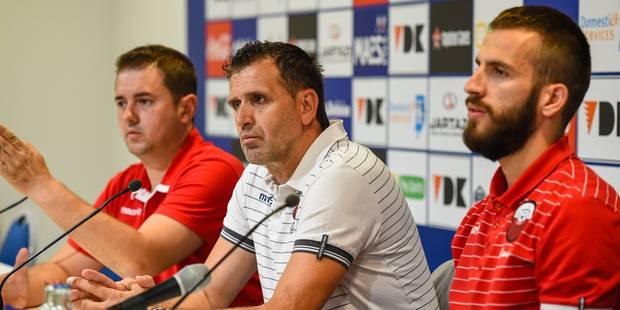 Europa League: les Macédoniens de KF Shkëndija confiants à la veille de leur match à La Gantoise - La DH