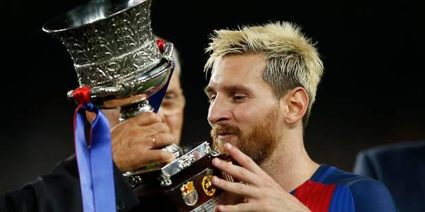 Le Barça s'offre une 12e Supercoupe d'Espagne - La DH