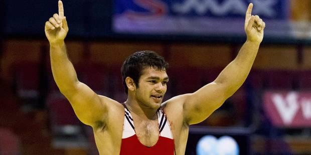 Le lutteur indien Yadav exclu des Jeux pour dopage ainsi que deux sportifs chinois et un brésilien - La DH