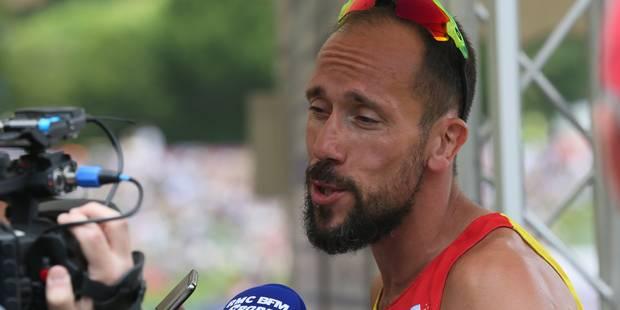 50km marche: Diniz s'effondre... puis reprend sa course - La DH