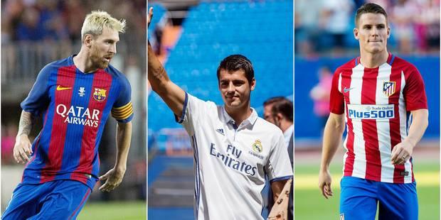 Barcelone, Real, Atlético: un été chez les grands - La DH