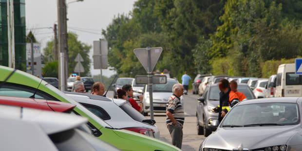 Philippeville: fuite de gaz et évacuation - La DH