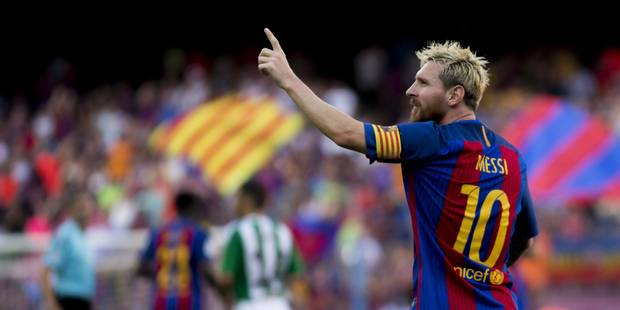 Liga: le Barça et Messi envoient un message au Real - La DH