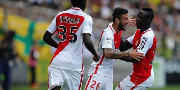 Ligue 1: pari réussi pour Monaco, Toulouse étrille (encore) Bordeaux - La DH