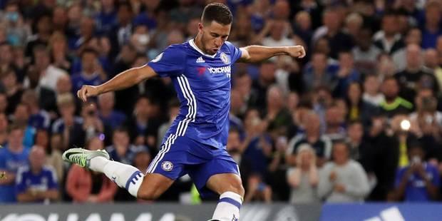 """Hazard et Chelsea revigorés: """"L'état d'esprit est fantastique"""" - La DH"""