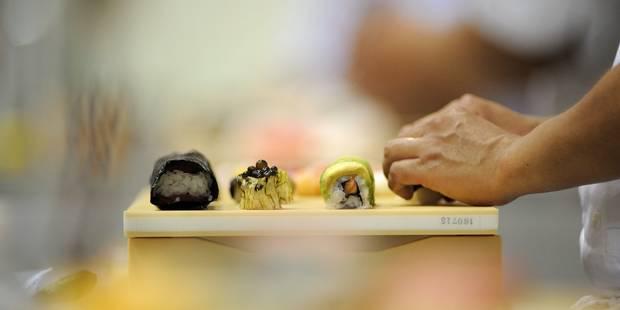 Oui, les sushis ont aussi leurs Jeux olympiques ! - La DH