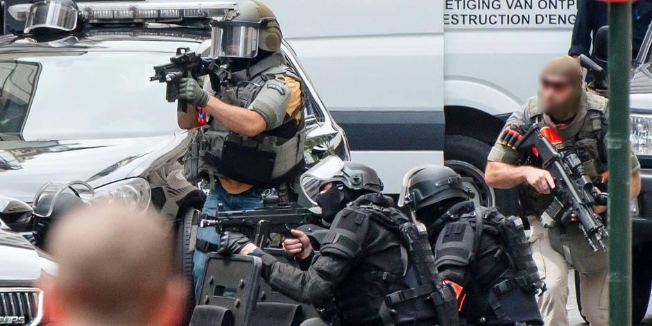 """La police belge doit """"flinguer"""" 2 fois plus qu'auparavant - La DH"""
