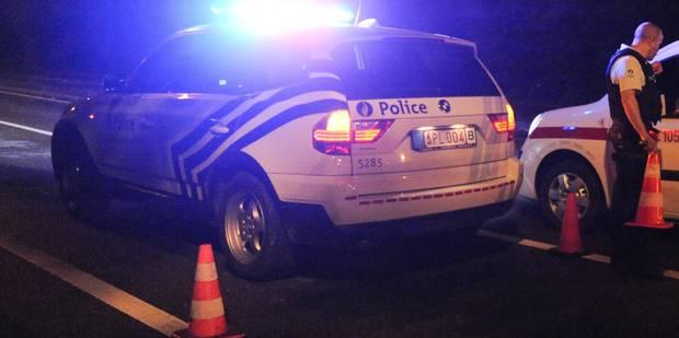 Le conducteur ayant provoqué l'accident des policiers hutois s'est rendu ! - La DH