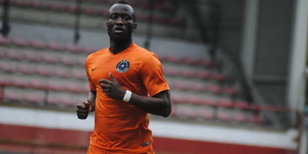 Ibrahim Somé signe au RWDM - La DH