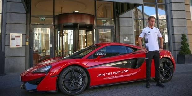 """Vandoorne: """"Mon contrat McLaren expire fin de l'année?"""" - La DH"""