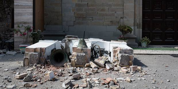 Séisme en Italie: le bilan grimpe à 247 morts - La DH
