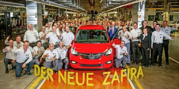 Entre 2016 et 2020: 29 nouveaux modèles Opel - La DH